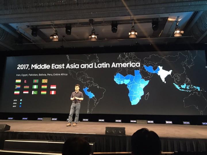 Samsung nabídne telefony s Tizenem globálně