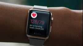 Příští generace Apple Watch má umět hlídat hladinu cukru v krvi
