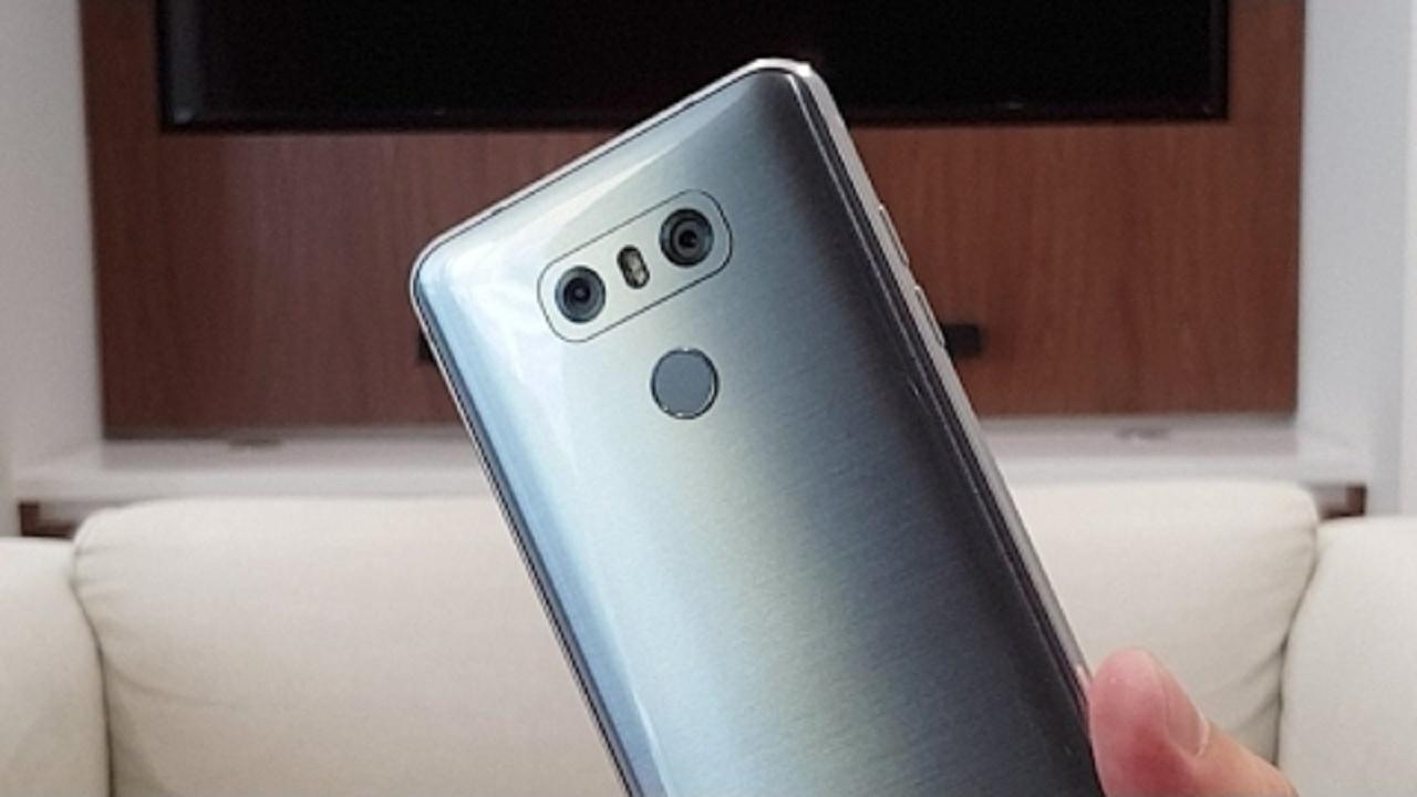 LIVE: LG G6 [záznam]