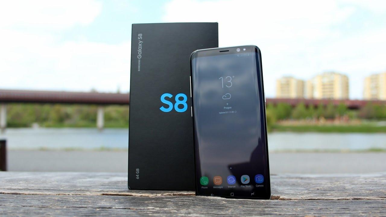 Samsung Galaxy S8 – videorecenze
