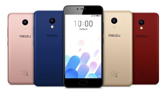 Meizu uvedlo model M5c s podporou českého LTE