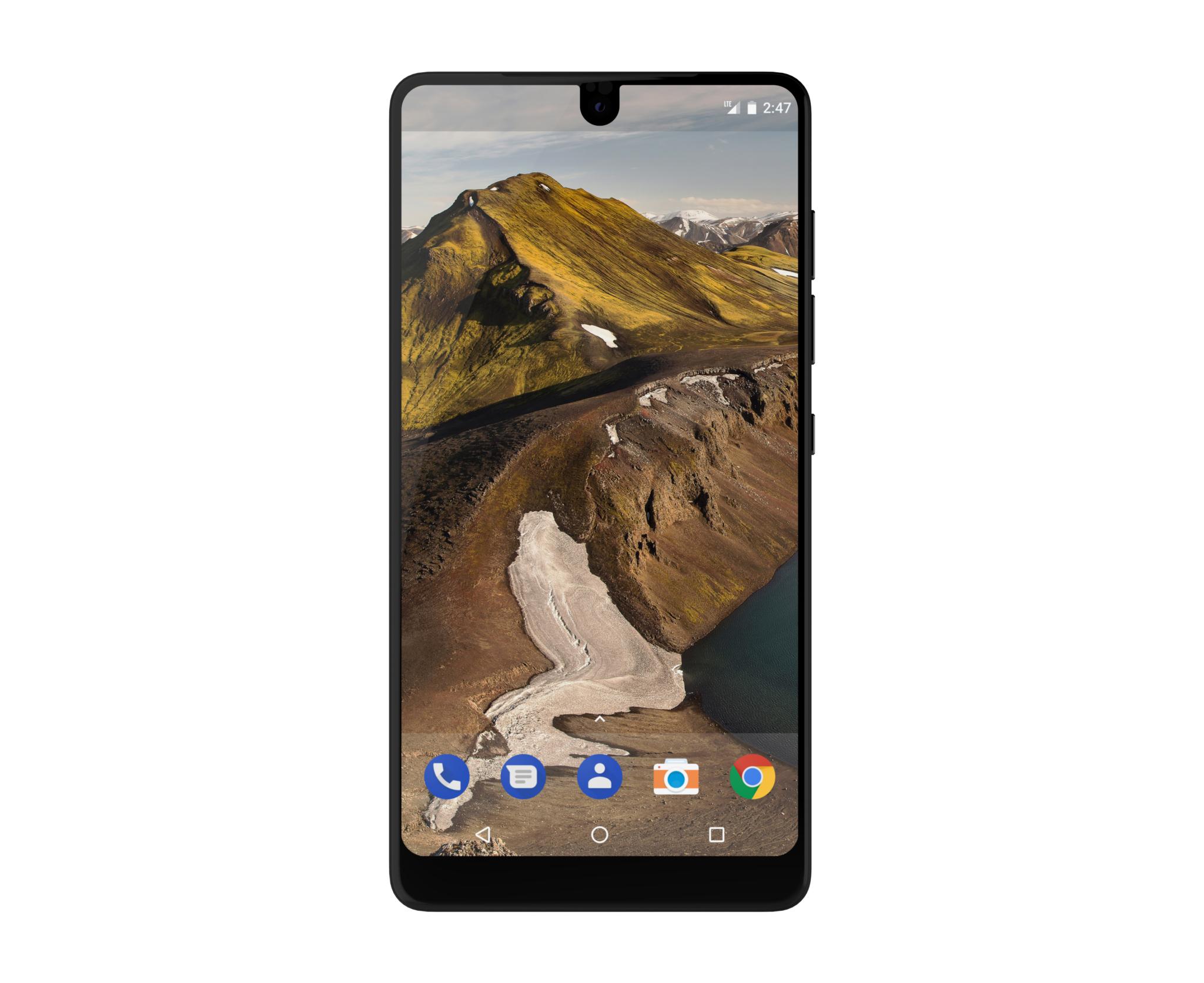 Essential Phone je dostupný v předprodeji [aktualizováno]