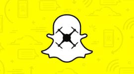 Snap Inc. (Snapchat) se zřejmě pustí do vytváření dronů