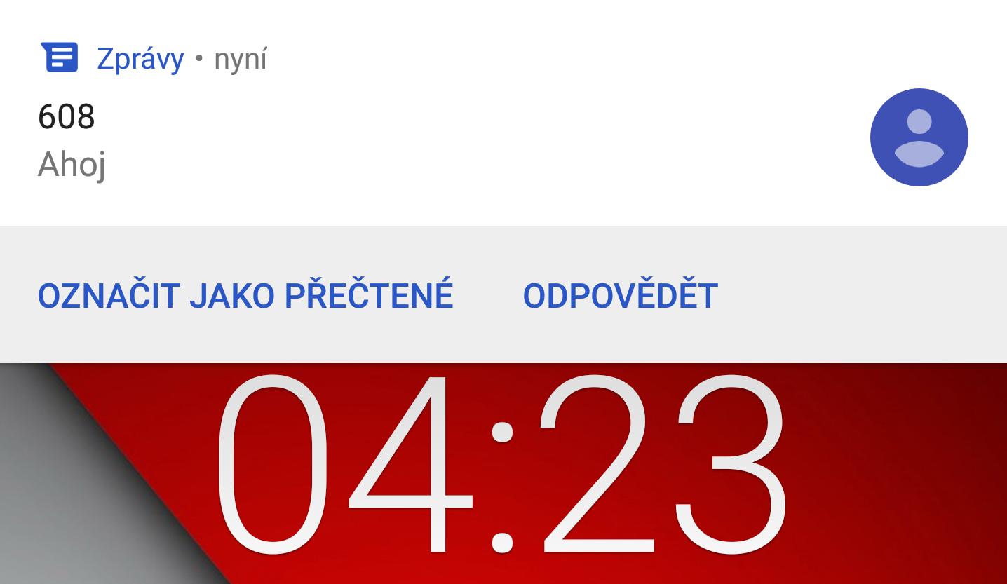Zprávy pro Android v2.3 přináší novinky pro Android O