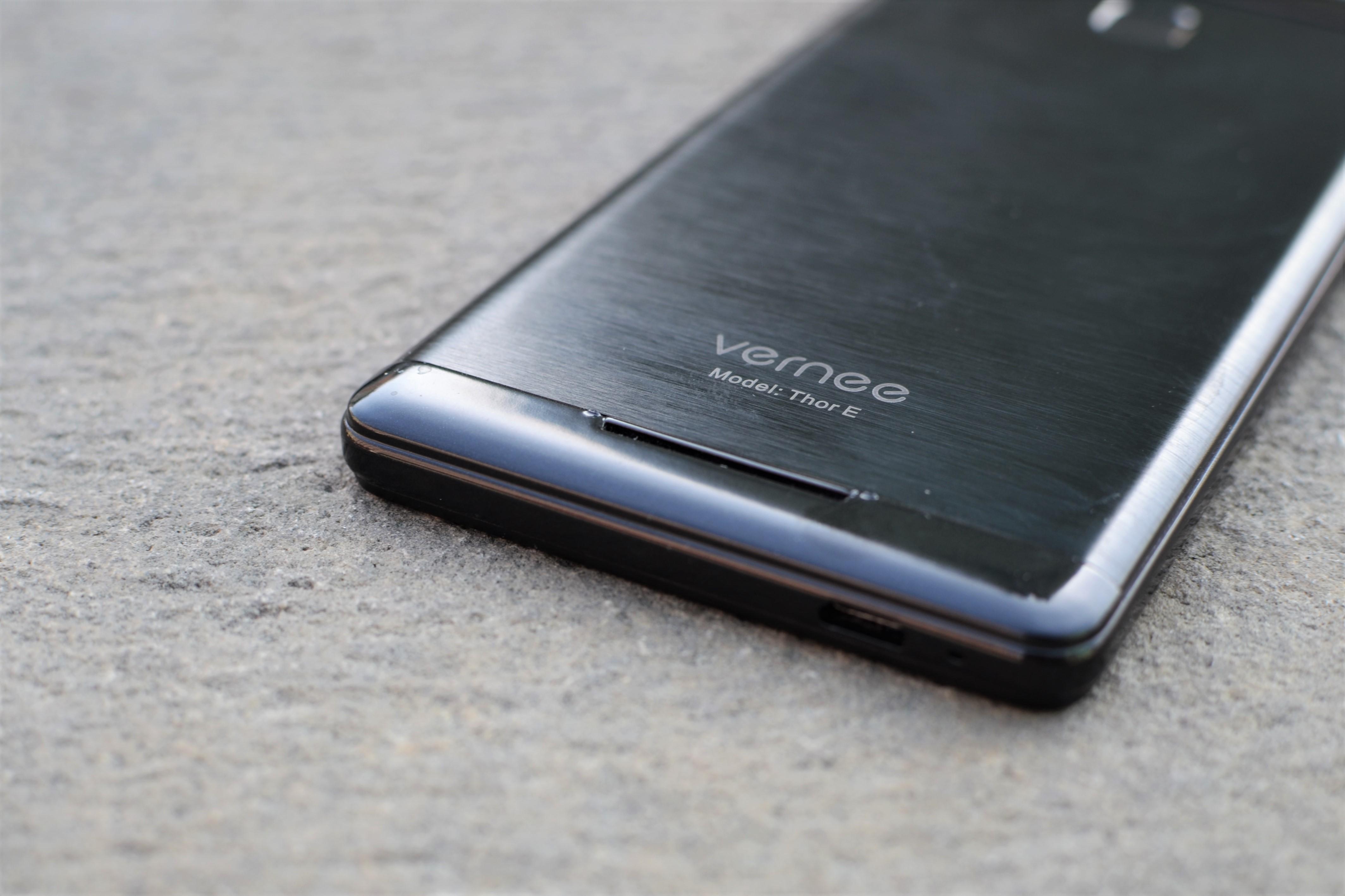 Vernee Thor E – luxusní levný mobil skoro pro každého [recenze]