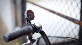 GObyLIVI – chytrý tachometr na kolo nebo skútr