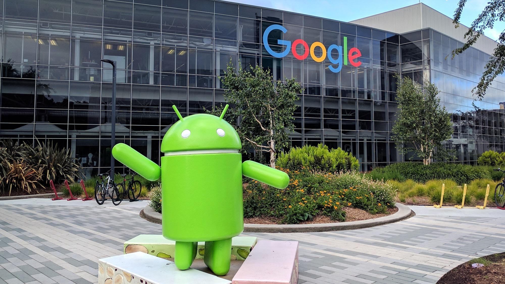 Nový seznam vyhledávačů na Androidu