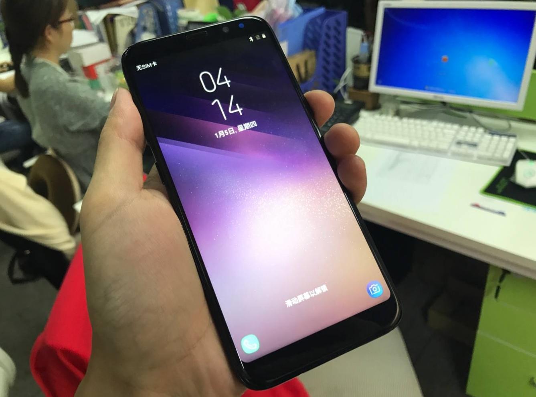 S klony Samsungu S8 se rozhtrnul pytel, na trh přichází Leagoo KIICAA S8