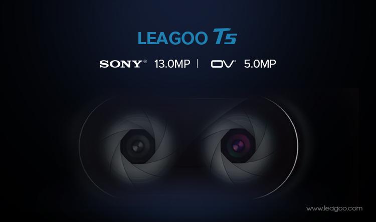 Leagoo T5 nabízí kvalitní systém duálního fotoaparátu [sponzorovaný článek]