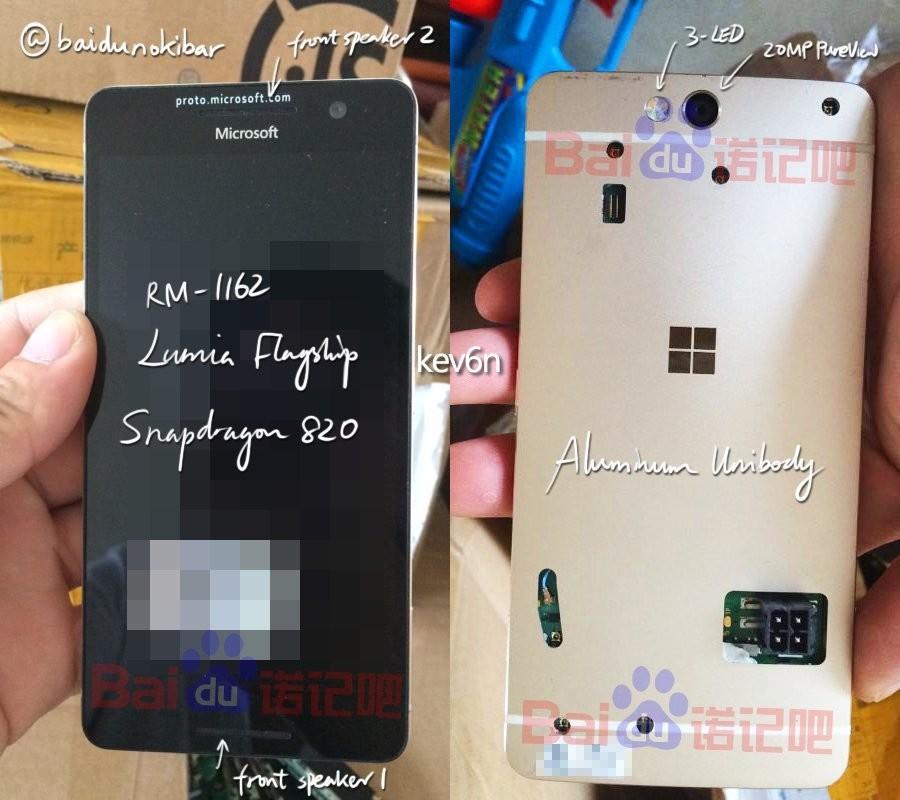 Lumia Northstar je zrušená Lumia 960