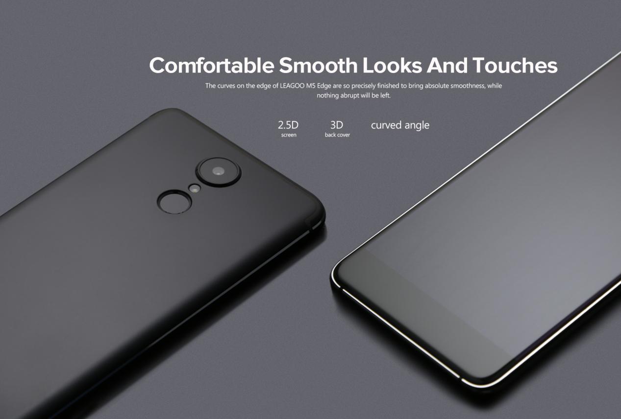Leagoo M5 Edge v předprodeji, možnost pořízení již za 9,99 dolarů [sponzorovaný článek]