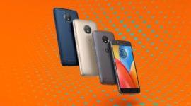 Motorola představuje Moto E4 a Moto E4 Plus