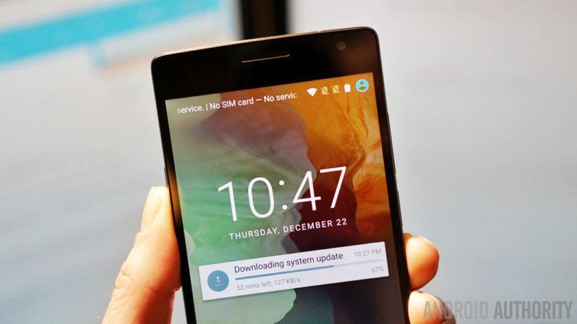 OnePlus 2 se nedočká Androidu 7