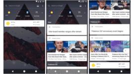 Google Now asi čeká radikální grafická změna