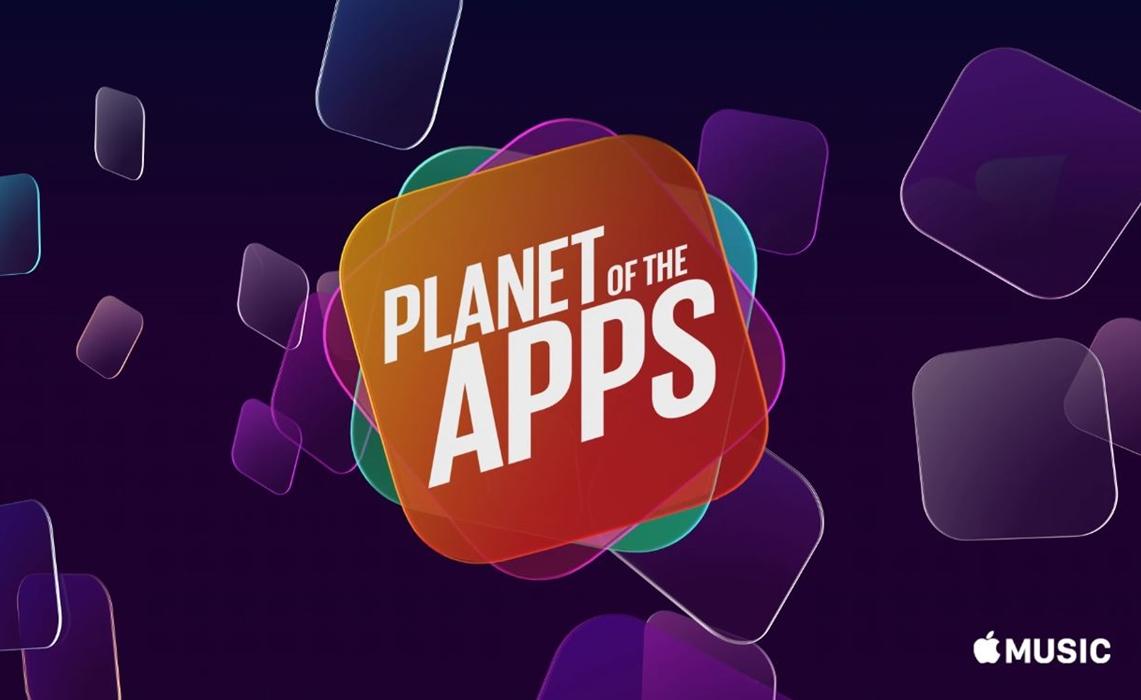 Planet of the Apps: Apple to s televizními pořady myslí vážně