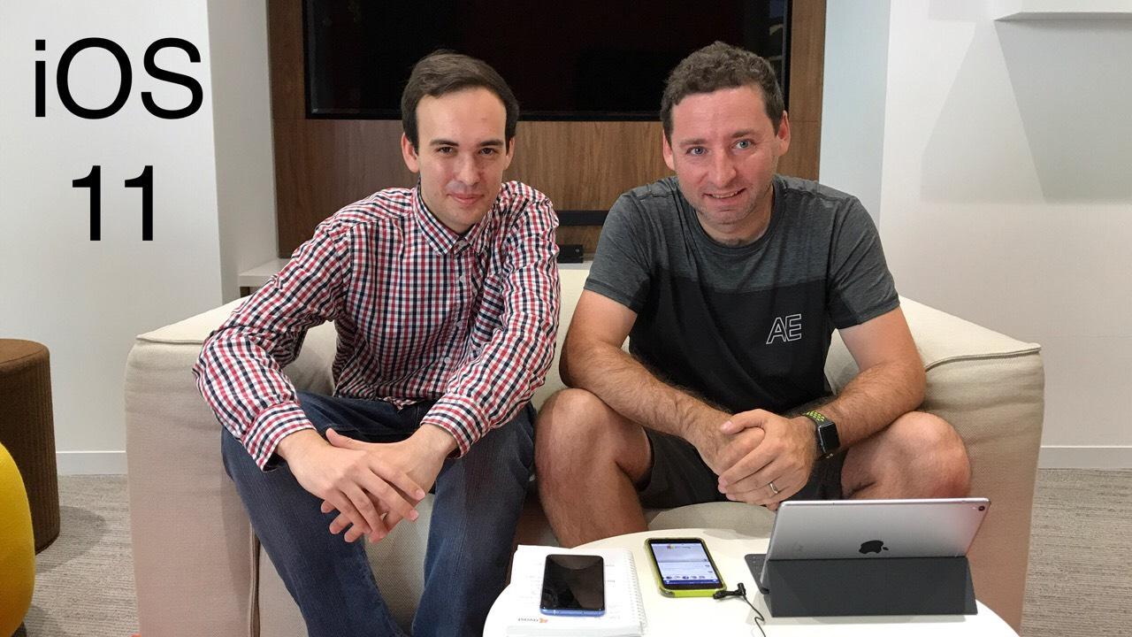 LIVE: iOS 11, nové iPady s Honzou Březinou [záznam]