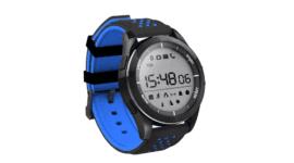 Chytré hodinky od NO.1 s výdrží baterie jeden rok a cenou 500 Kč