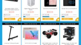 Gearbestová letní smršť slev na vše + možnost výhry Xiaomi mi6 [sponzorovaný článek]