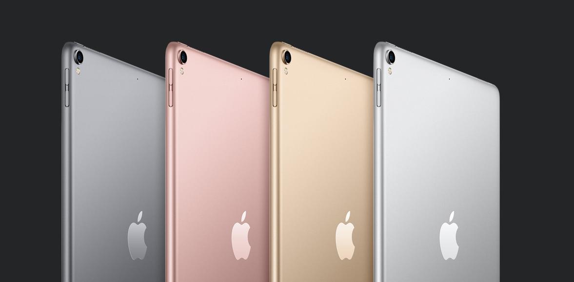 Nový iPad Pro – 10,5 palce v kompaktním těle