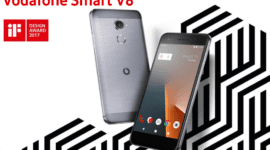 Vodafone představil Smart E8, Smart N8 a Smart V8