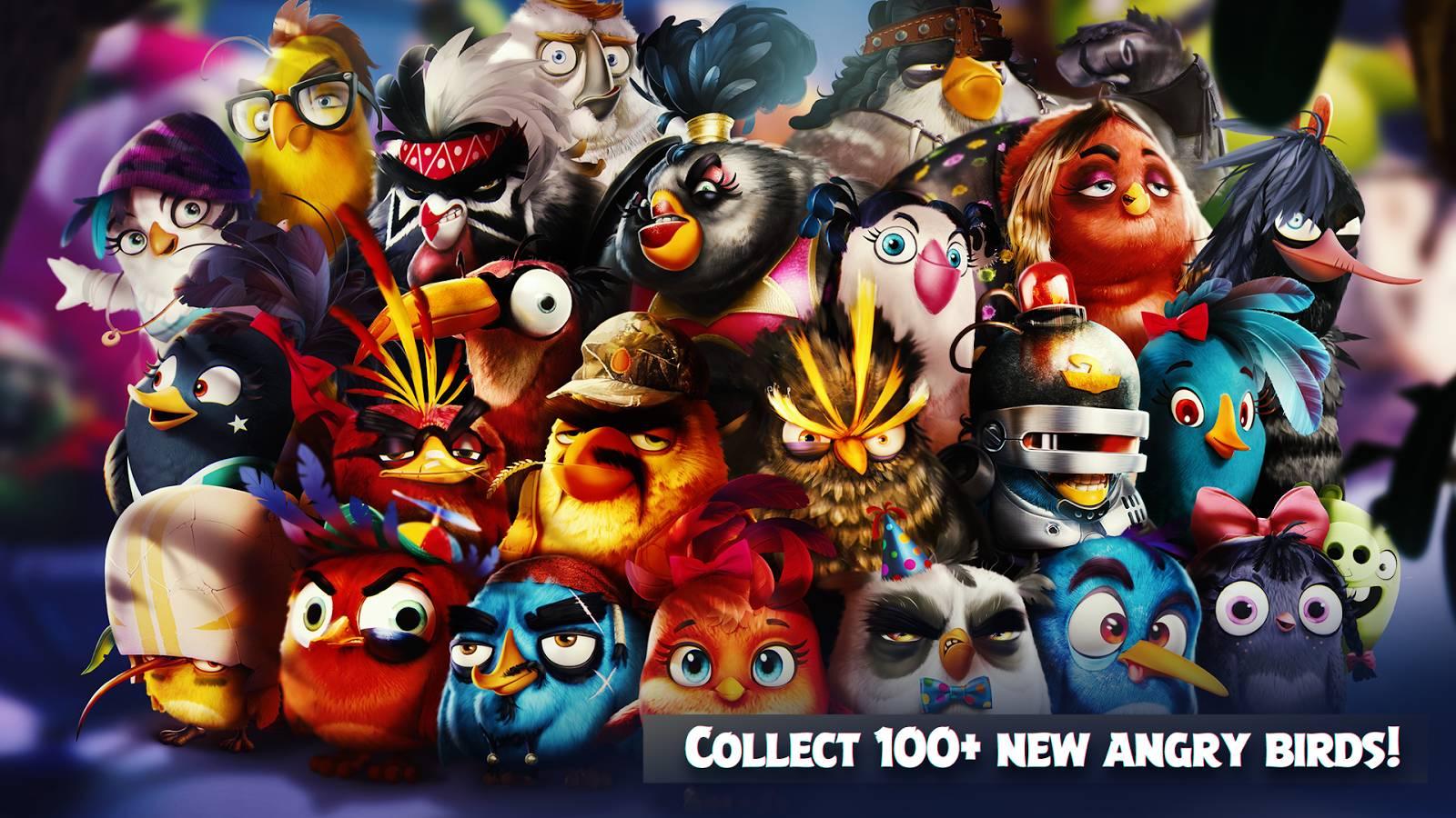 Angry Birds Evolution – další šílení ptáci přichází na Android