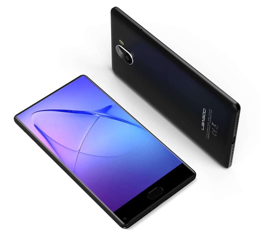 Leagoo kopíruje o sto šest, po kopii Samsungu Galaxy S8 přichází kopie Xiaomi Mi Mix