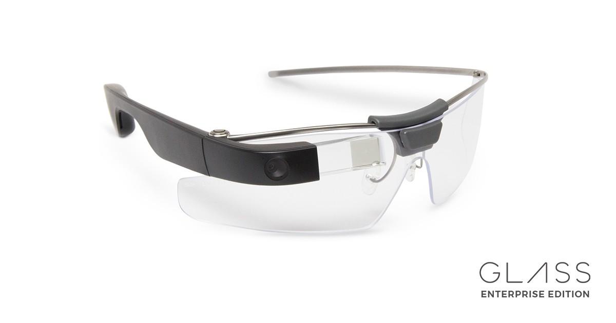 Google Glass se vrací ve verzi Enterprise Edition