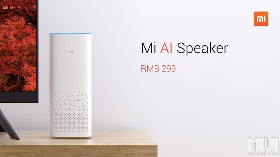 Xiaomi představilo nového chytrého asistenta