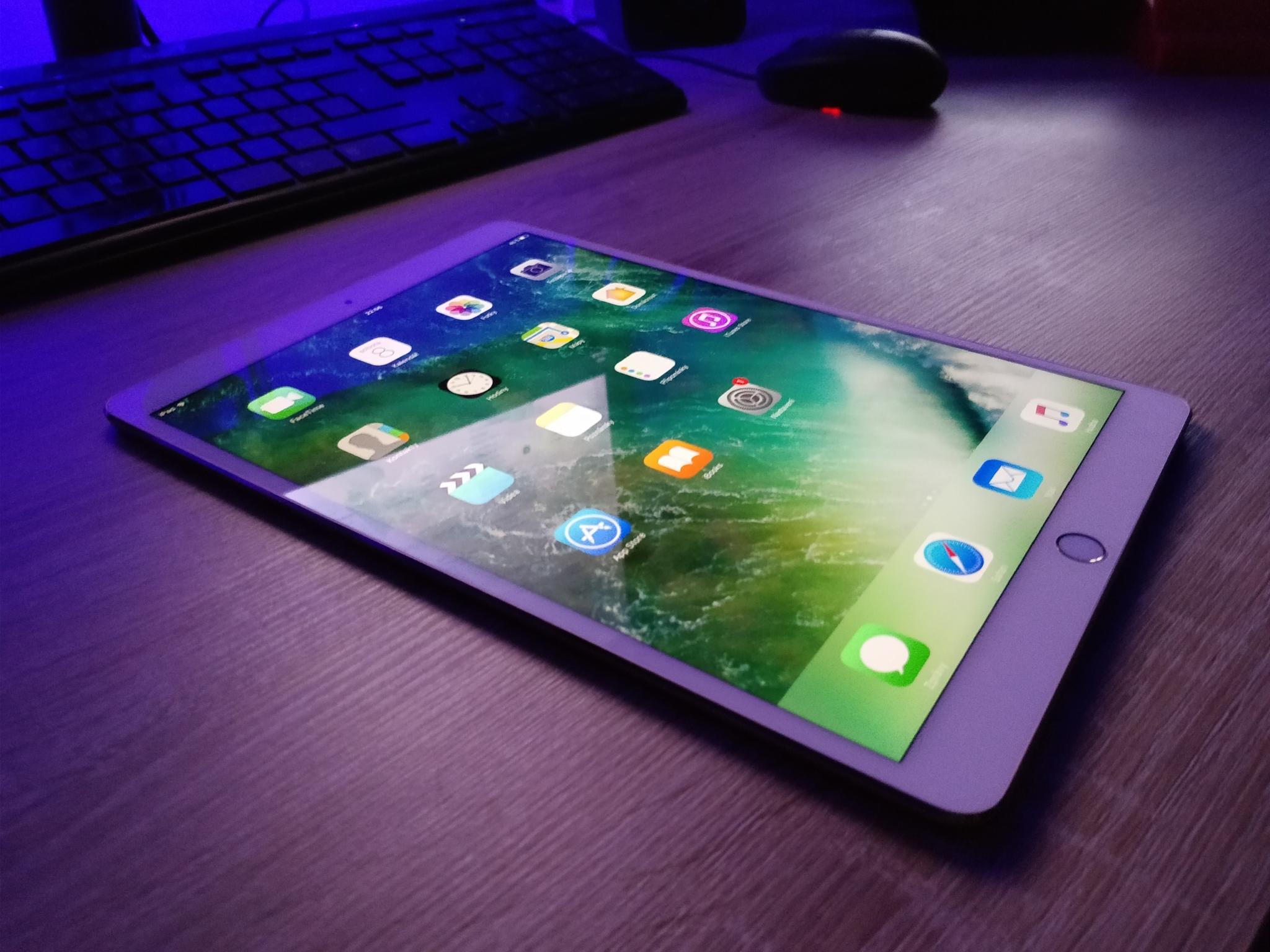 LIVE: iPad Pro 10,5″ [video]