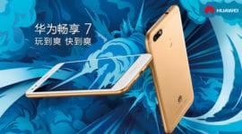 Huawei představil Enjoy 7, možná se objeví pod značkou Honor