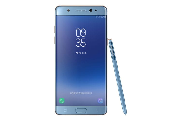 Galaxy Note Fan Edition