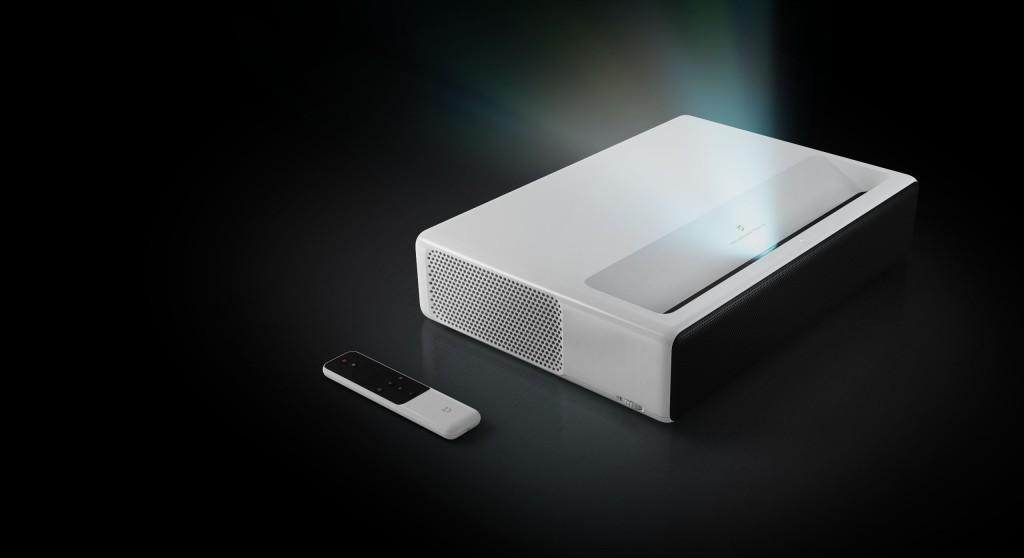 Xiaomi představilo Android Laser Projector