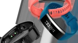 Huawei odhalil náramek Band 2 a Band 2 Pro