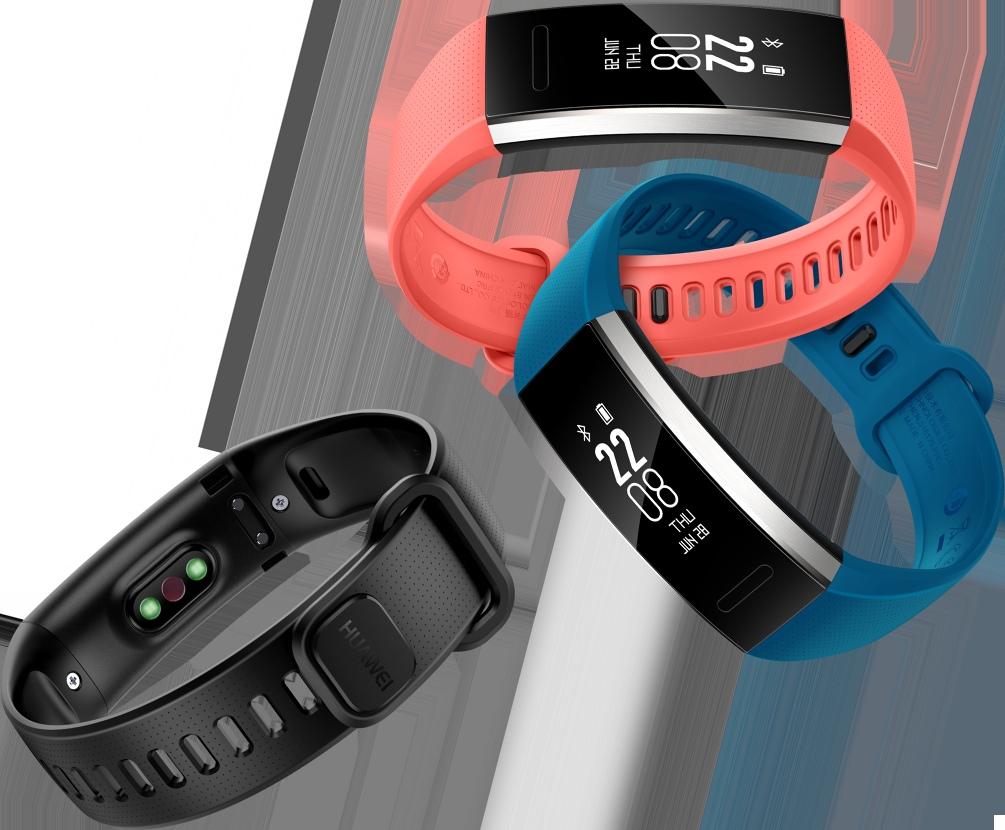 Huawei odhalil náramek Band 2 a Band 2 Pro  c531431243e