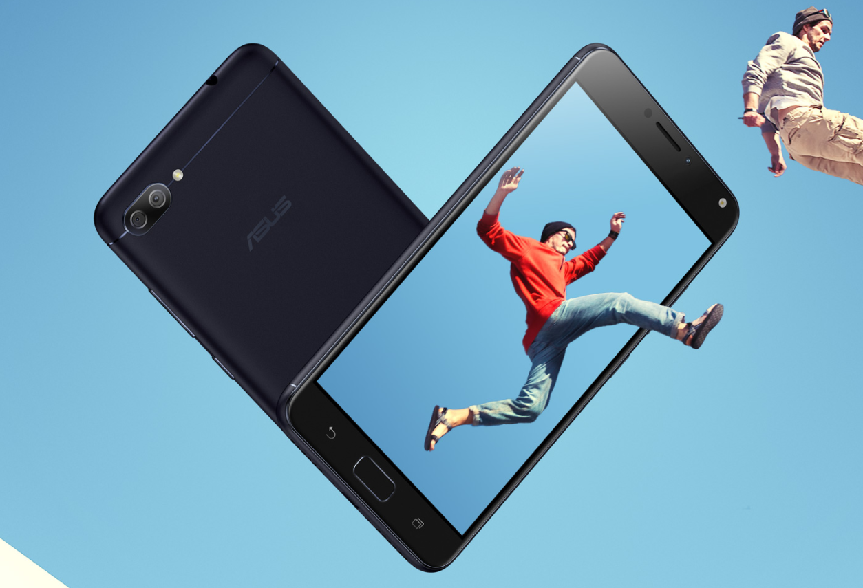 Asus ZenFone 4 Max – obří baterie, duální foťák a cena pod 6 000 Kč