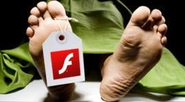 Flash Player končí, prohlížeče přechází zcela na HTML 5