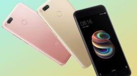Získejte speciální slevu 1 200 Kč na Xiaomi Mi 5X! [sponzorovaný článek]
