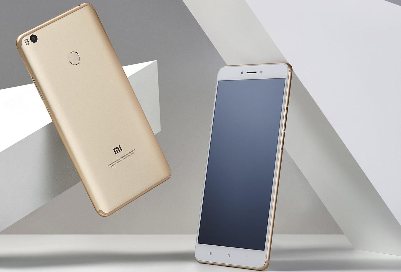 Xiaomi Mi Max 2 4G Phablet jako praktický přístroj pro náročnější uživatele [sponzorovaný článek]