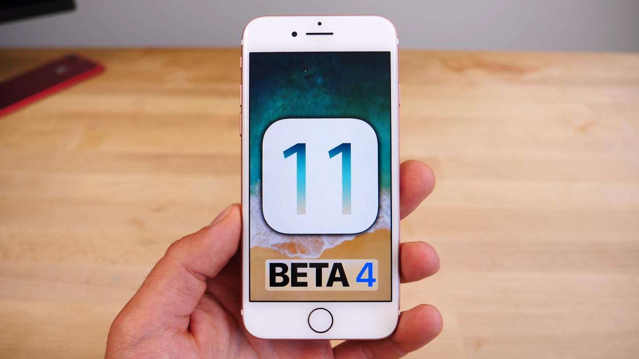 Apple vydal čtvrtou betaverzi iOS 11