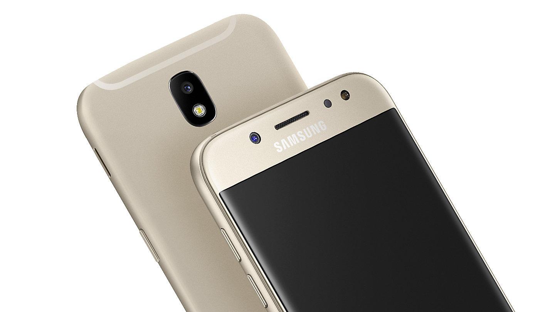 Samsung představil vylepšený model Galaxy J5 Pro 2017