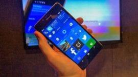 Spekuluje se o novém telefonu od Microsoftu