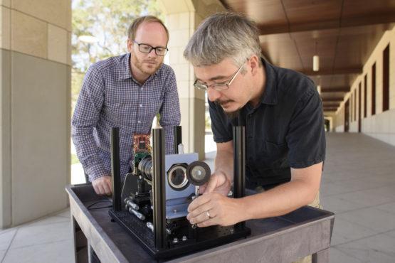 Vědci vytvořili 4D kameru pro automobily, roboty a VR