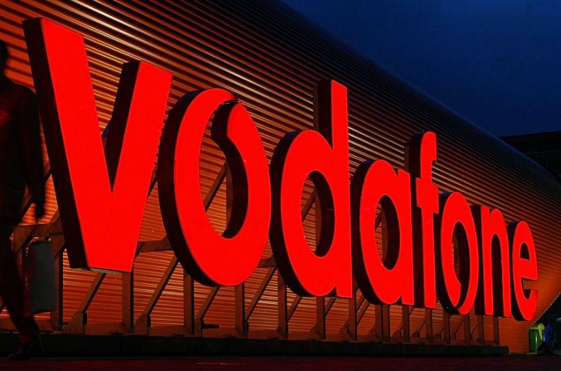 Vodafone zastaví internet po vyčerpání dat
