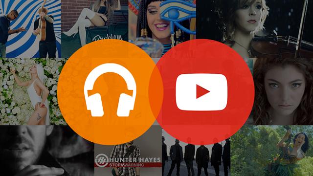 Youtube Red se spojí s Hudbou Play Naplno