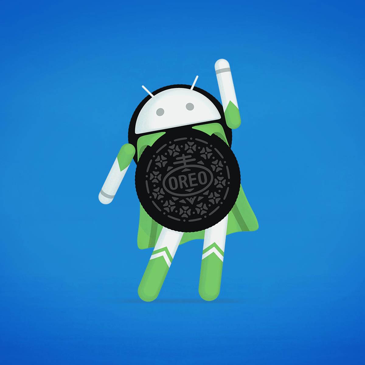 Oficiálně: Android 8.0 Oreo