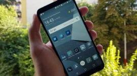 LG Q6+ je mírně vylepšenou verzí původního modelu Q6