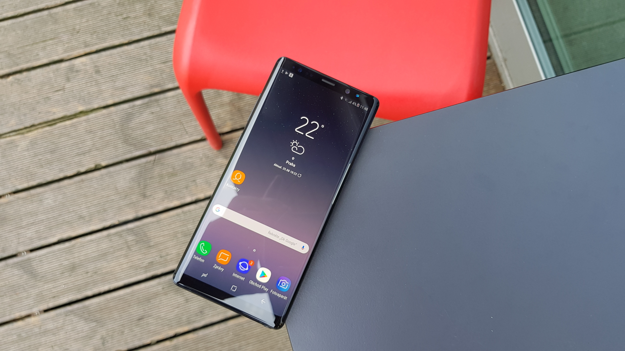 Samsung Galaxy Note 8 – první dojmy a videopohled