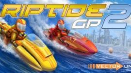 Závodní hra Riptide GP2 je nyní zdarma ke stažení