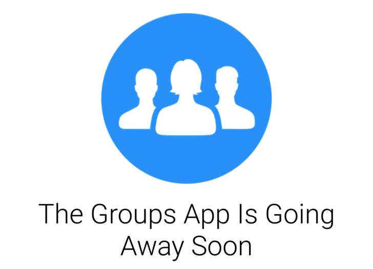 Facebook končí s aplikací Groups, služba však ze světa nezmizí
