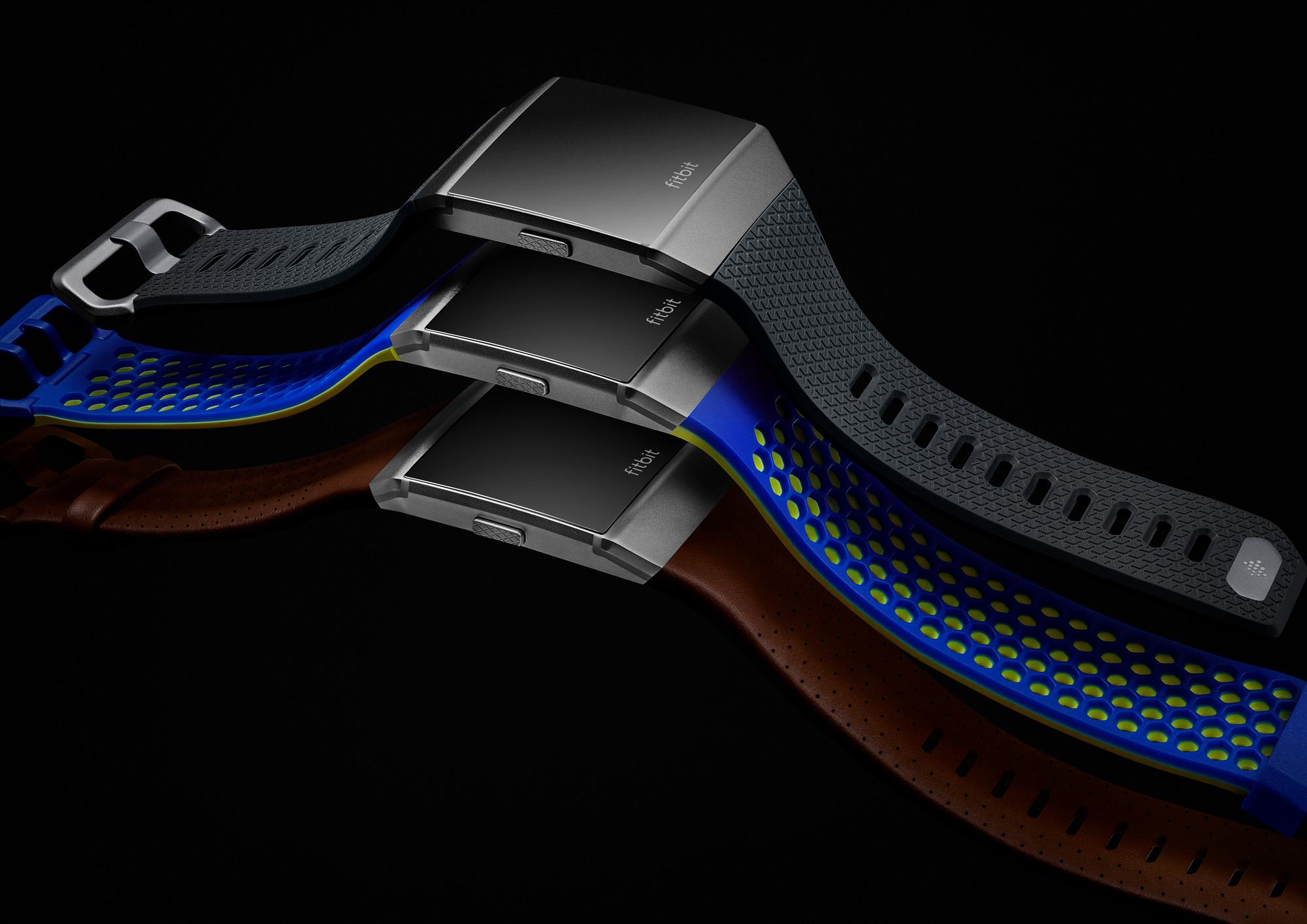 Fitbit představil hodinky Ionic